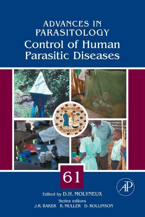 Control of Human Parasitic Diseases als Buch