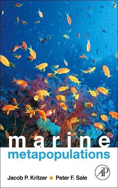 Marine Metapopulations als Buch