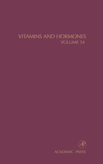 Vitamins and Hormones als Buch