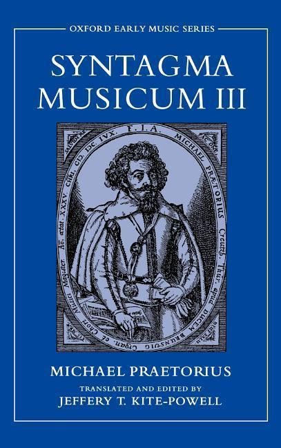 Syntagma Musicum III als Buch