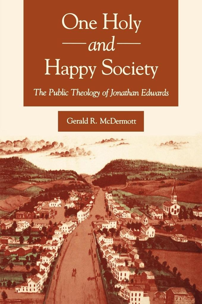 One Holy and Happy Society als Taschenbuch