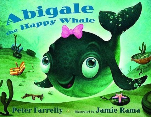 Abigale the Happy Whale als Buch