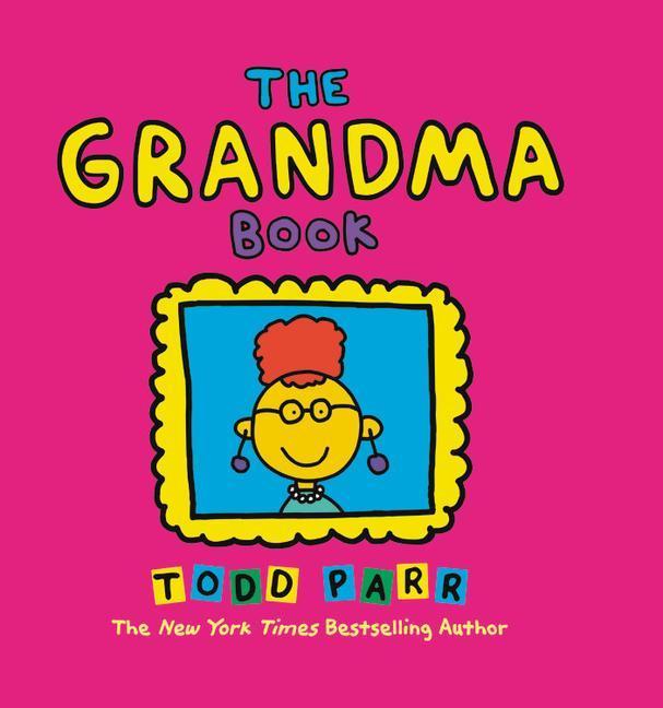 The Grandma Book als Buch