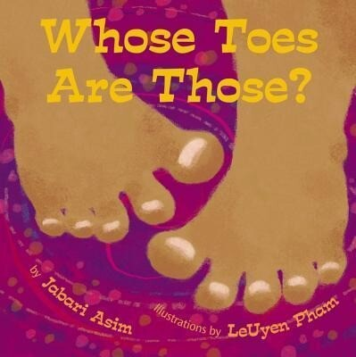 Whose Toes Are Those? als Buch