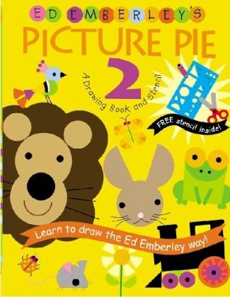 Ed Emberley's Picture Pie Two als Taschenbuch