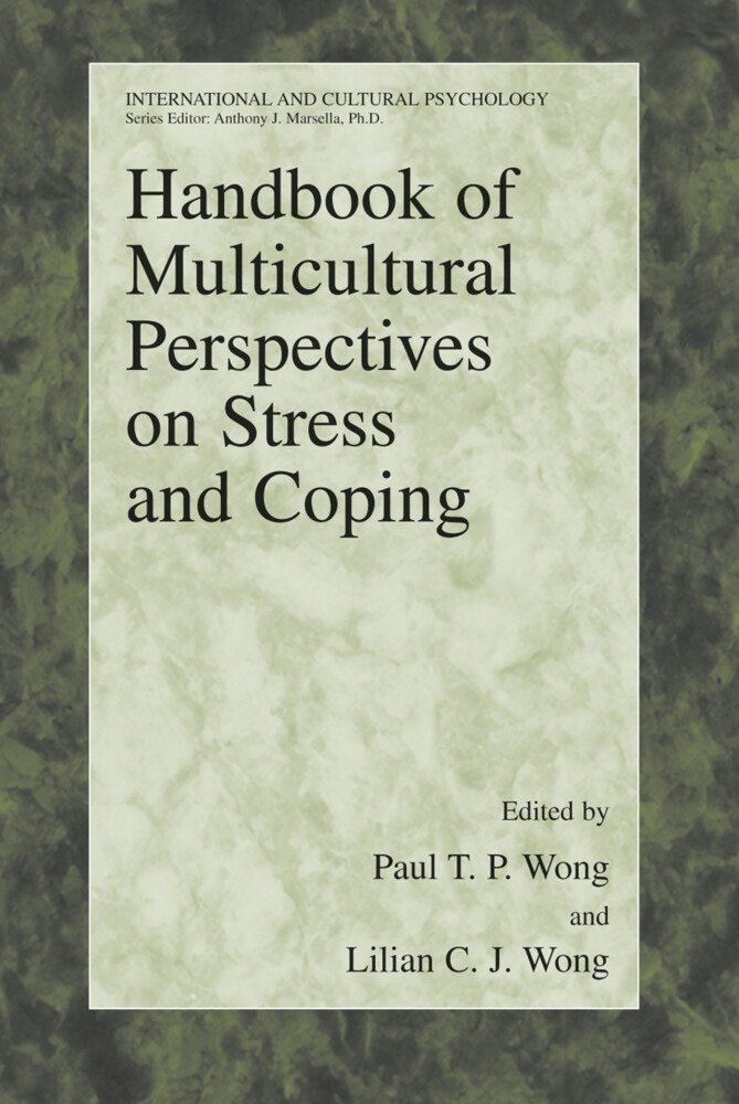 Handbook of Multicultural Perspectives on Stress and Coping als Buch