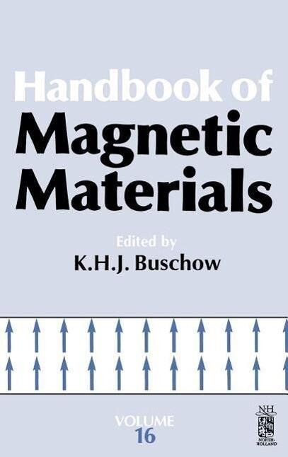 Handbook of Magnetic Materials als Buch