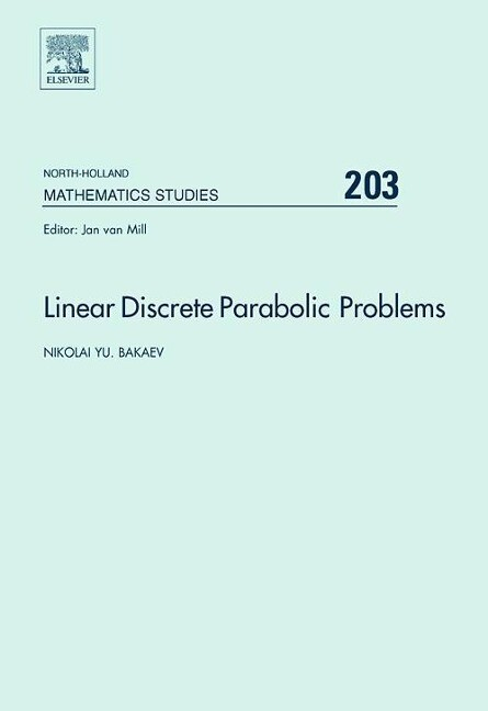 Linear Discrete Parabolic Problems als Buch
