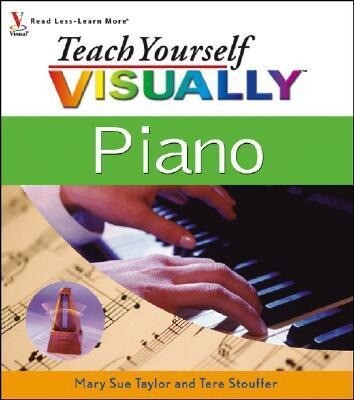 Teach Yourself Visually Piano: als Taschenbuch