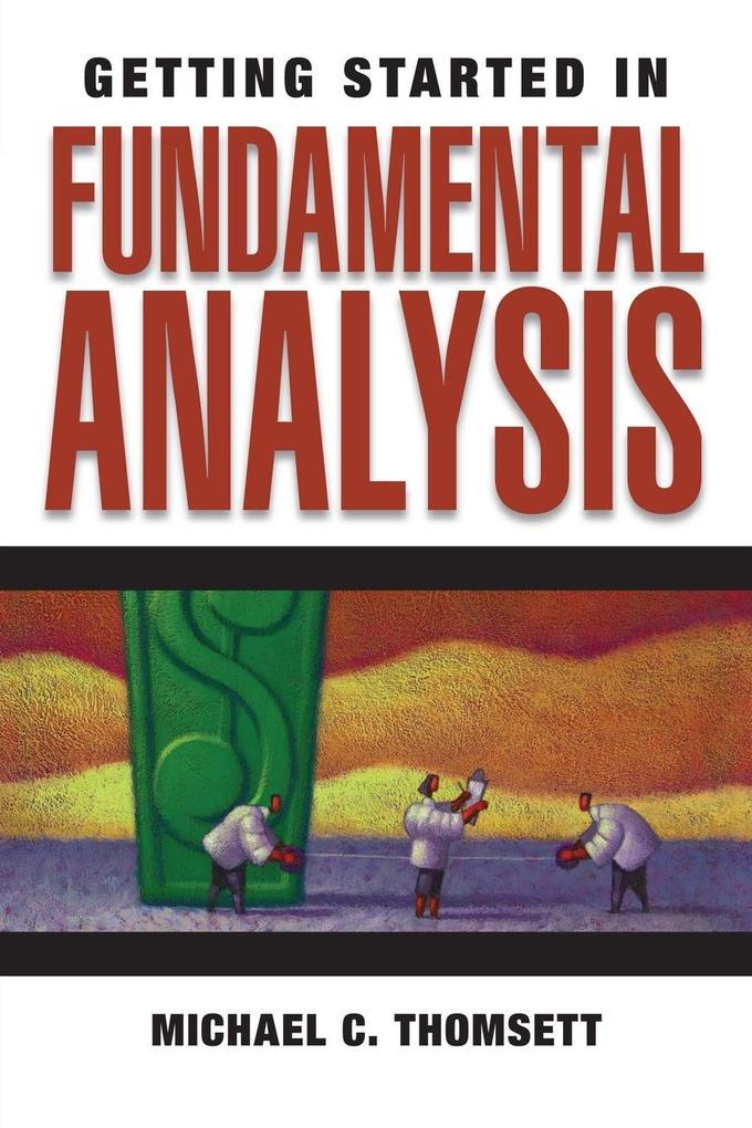 GSI Fundamental Analysis als Buch