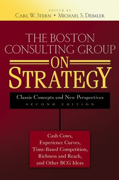 The Boston Consulting Group on Strategy als Buch