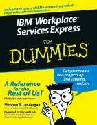 IBM Workplace Services Express For Dummies als Buch