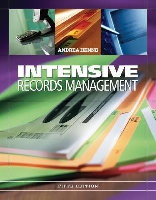Intensive Records Management als Taschenbuch
