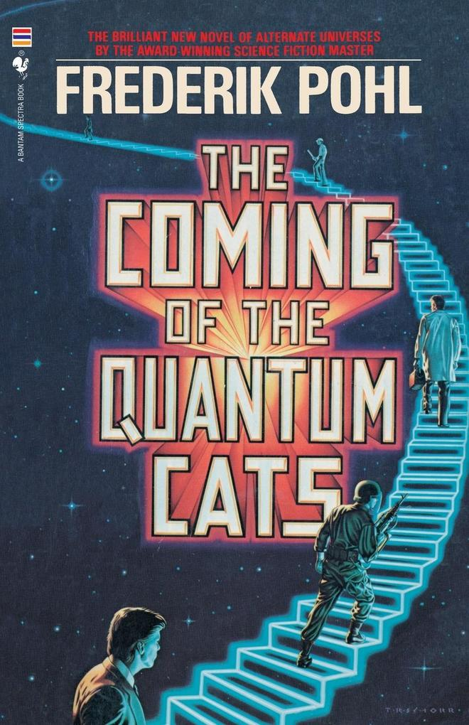 The Coming of the Quantum Cats als Buch