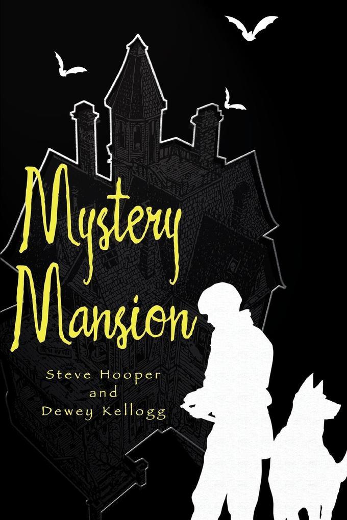 Mystery Mansion als Buch