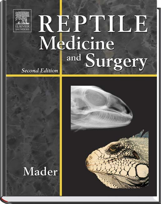 Reptile Medicine and Surgery als Buch