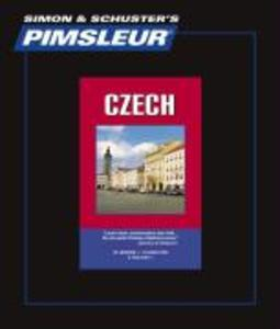 Pimsleur Czech Level 1 CD: Learn to Speak and Understand Czech with Pimsleur Language Programs als Hörbuch