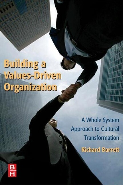 Building a Values-Driven Organization als Buch