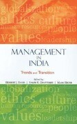 Management in India: Trends and Transition