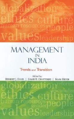 Management in India: Trends and Transition als Buch