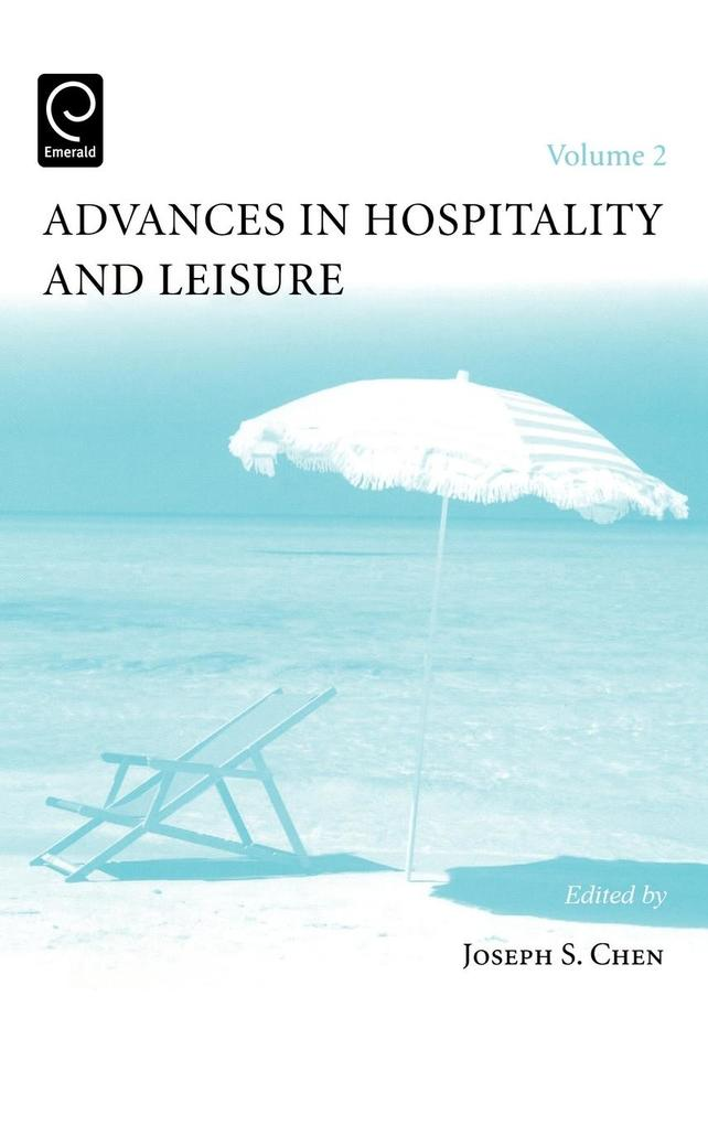 Advances in Hospitality and Leisure als Buch
