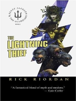 The Lightning Thief als Buch