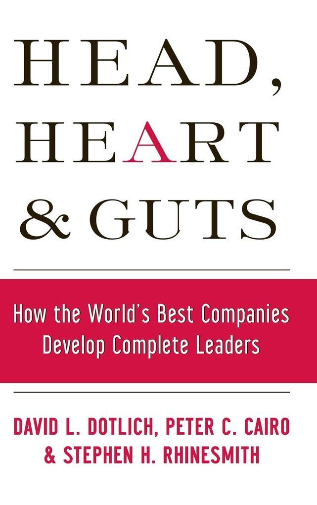 Head, Heart, and Guts als Buch