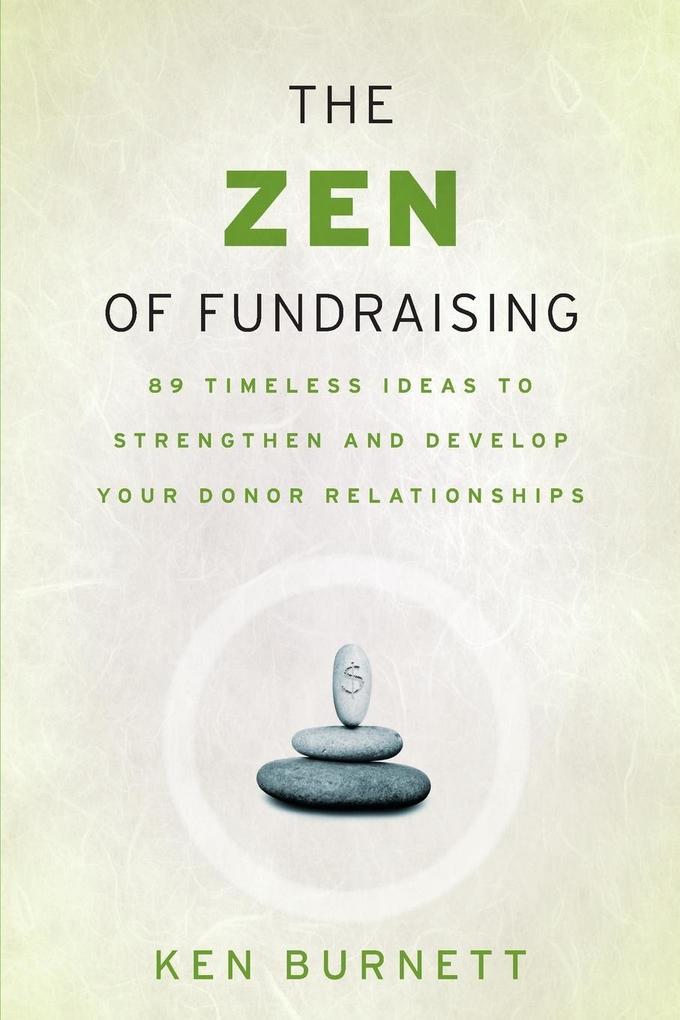 The Zen of Fundraising als Buch
