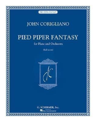 Pied Piper Fantasy: For Flute and Orchestra als Taschenbuch