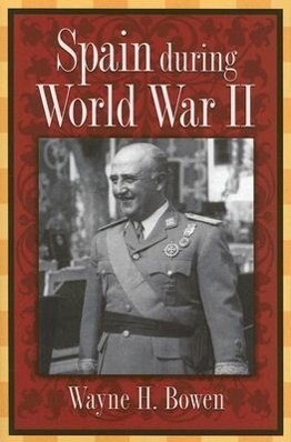 Spain During World War II als Buch