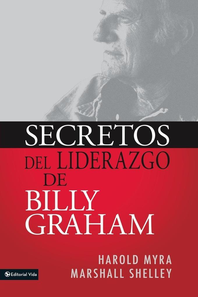 Secretos de Liderazgo de Billy Graham als Taschenbuch