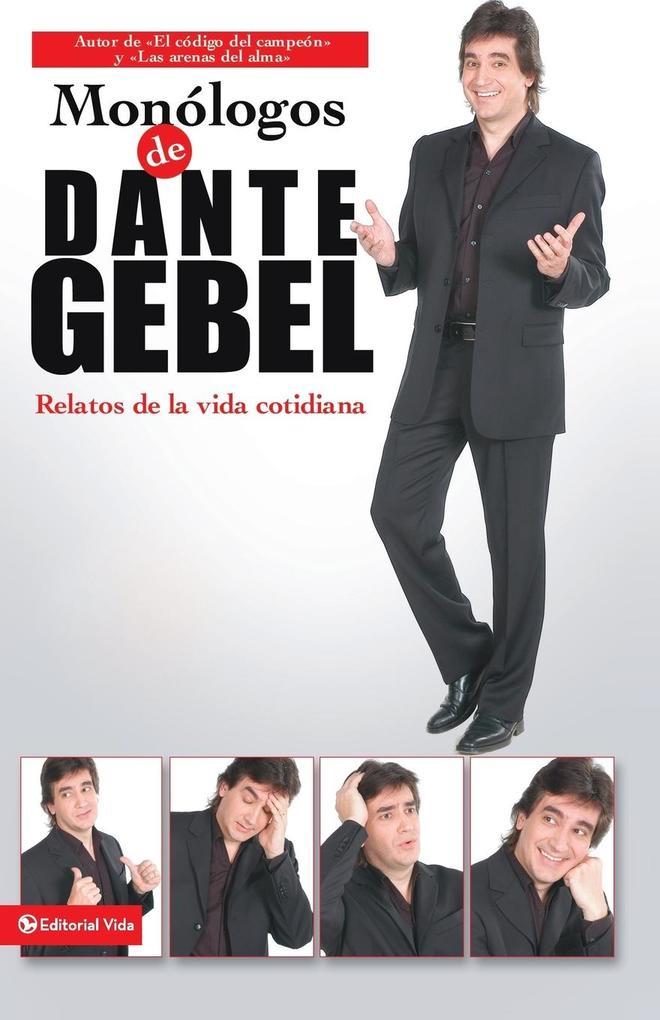 Monólogos de Dante Gebel als Buch
