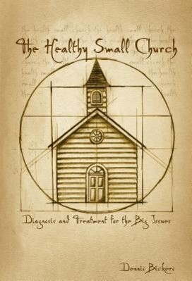 The Healthy Small Church: Diagnosis and Treatment for the Big Issues als Taschenbuch