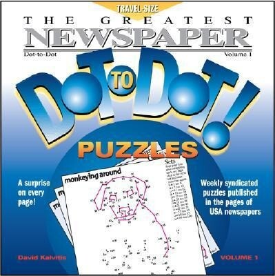The Greatest Newspaper Dot-To-Dot Puzzles, Vol. 1 als Taschenbuch