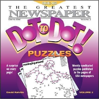 The Greatest Newspaper Dot-To-Dot Puzzles, Vol. 2 als Taschenbuch
