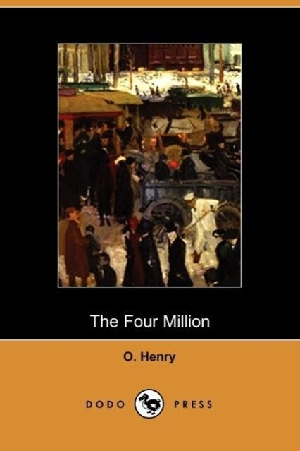 The Four Million als Taschenbuch