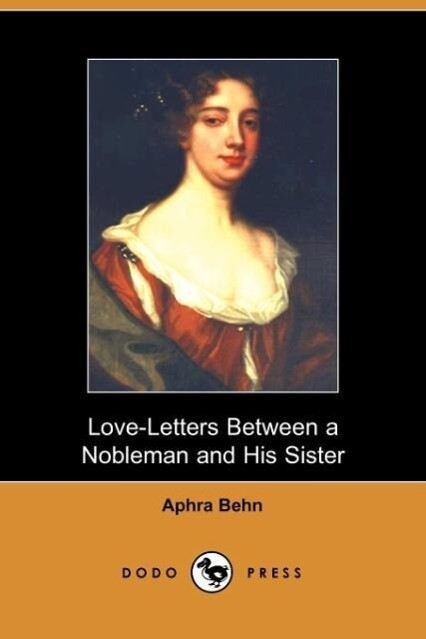 Love-Letters Between a Nobleman and His Sister als Taschenbuch