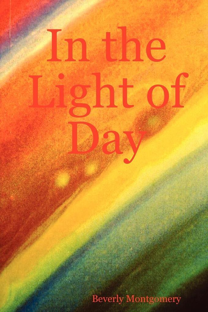 In the Light of Day als Taschenbuch