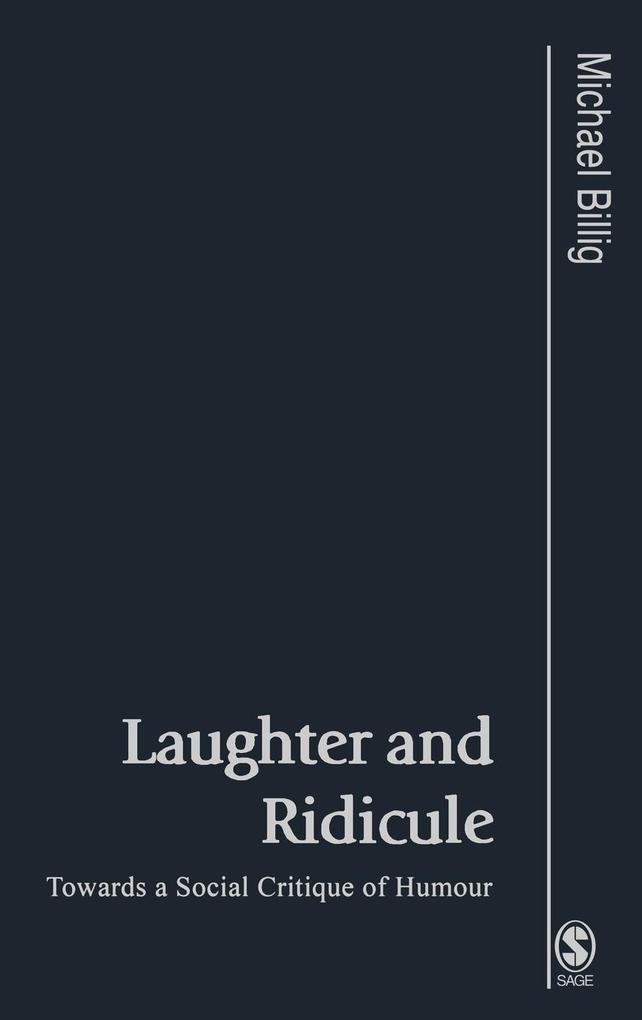 Laughter and Ridicule als Buch