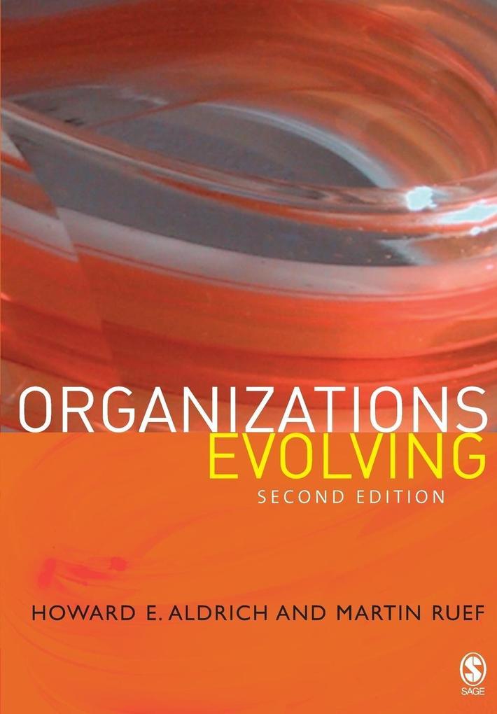 Organizations Evolving als Buch