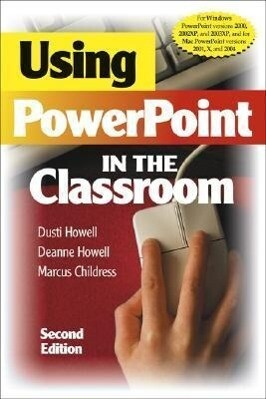 Using PowerPoint in the Classroom als Taschenbuch