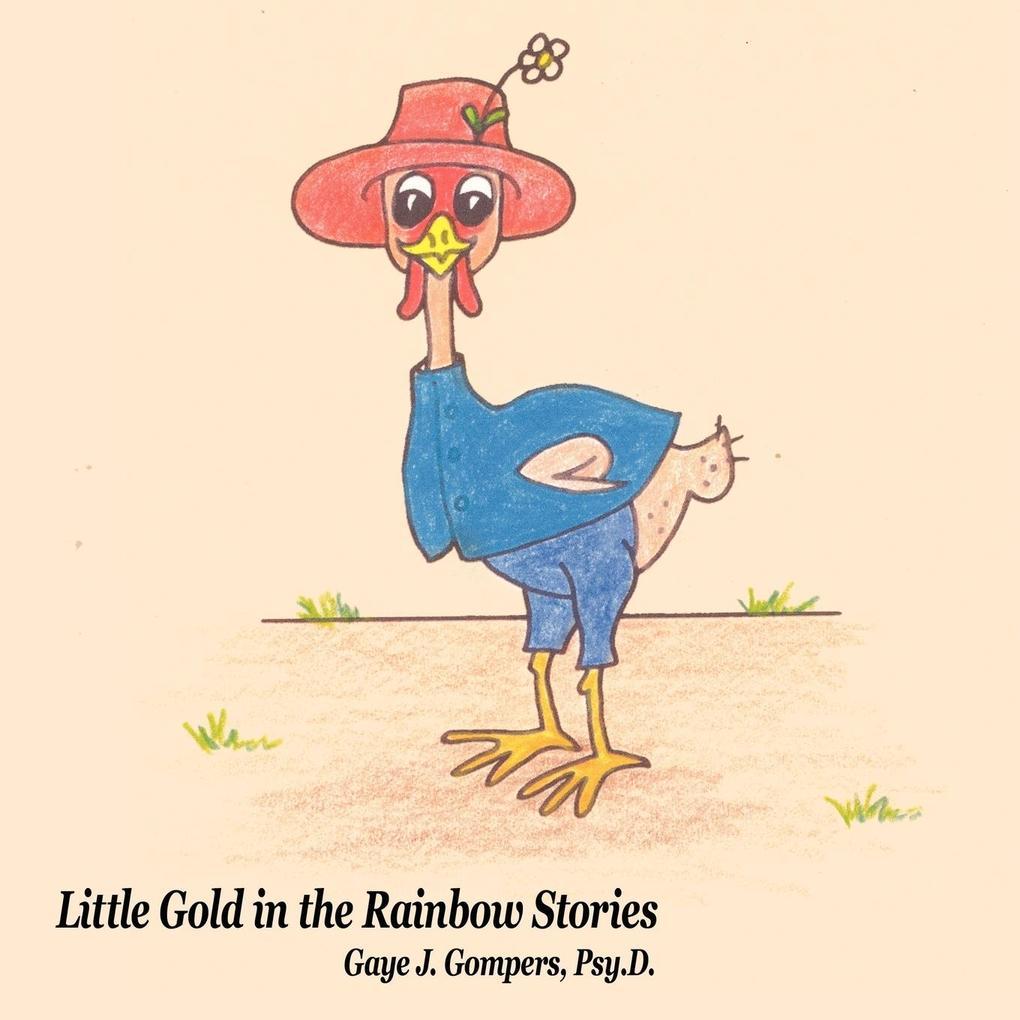 Little Gold in the Rainbow Stories als Taschenbuch