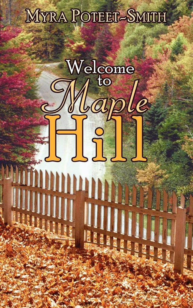 Welcome to Maple Hill als Taschenbuch