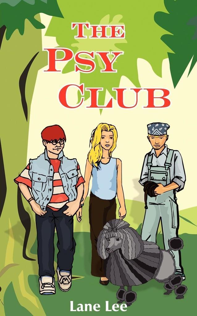 The Psy Club als Taschenbuch