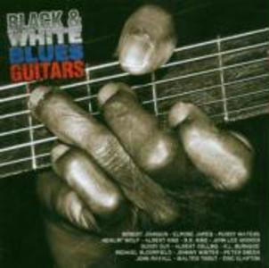 Black & White Blues Guitars als CD