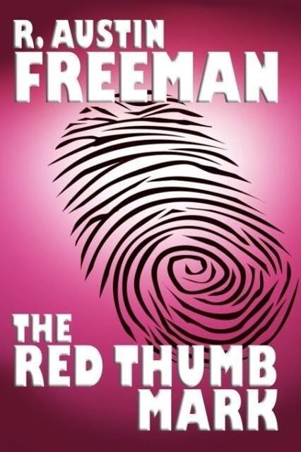 The Red Thumb Mark als Taschenbuch