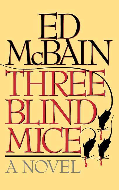 Three Blind Mice als Buch