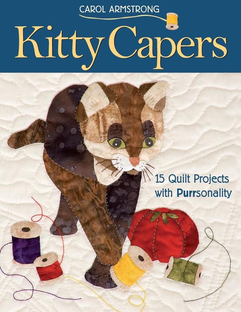 Kitty Capers als Taschenbuch