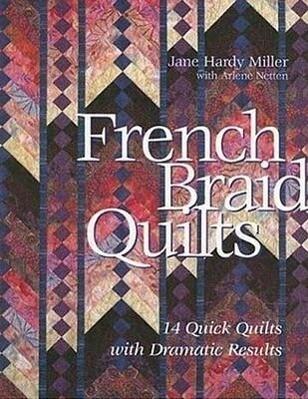 French Braid Quilts als Taschenbuch