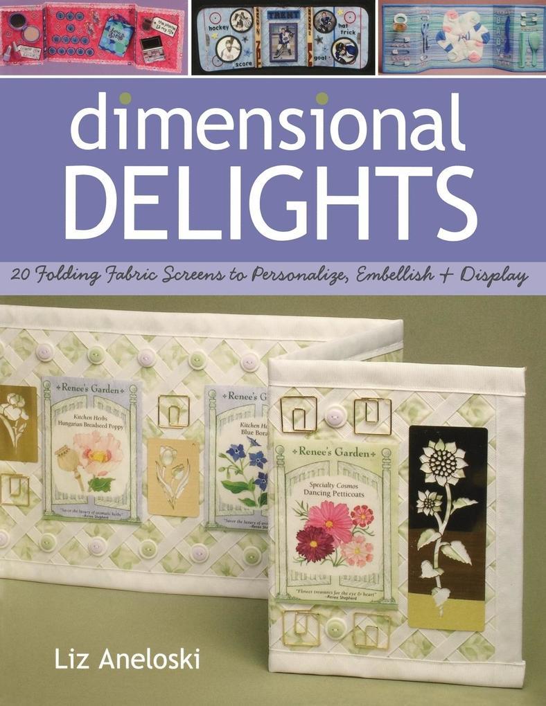 Dimensional Delights- Print on Demand Edition als Taschenbuch